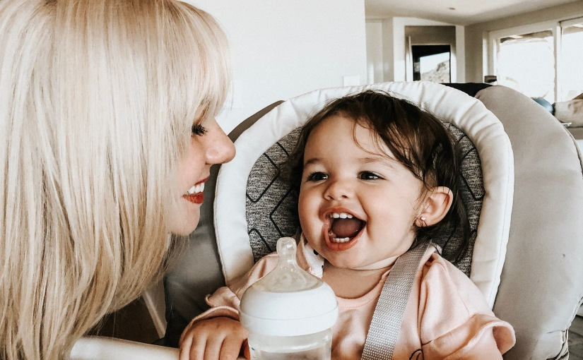 9 Products That Helped Me Rock My First Year As A Mom